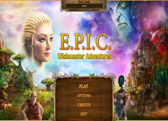 E.P.I.C.: Wishmaster Adventures (2012) - полная версия