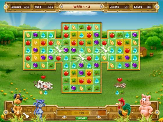 Farm Quest (2012) - полная версия