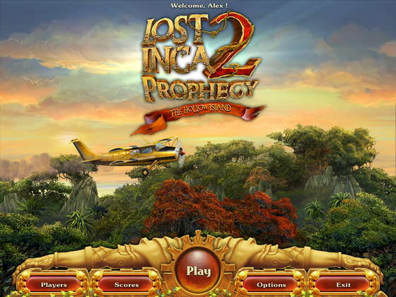 Lost Inca Prophecy 2: The Hollow Island (2012) - полная версия