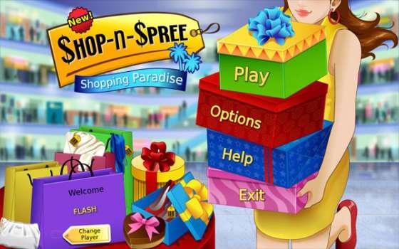 Shop-N-Spree 3: Shopping Paradise (2012) - полная версия
