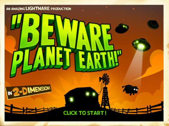 Beware Planet Earth (2012) - полная версия