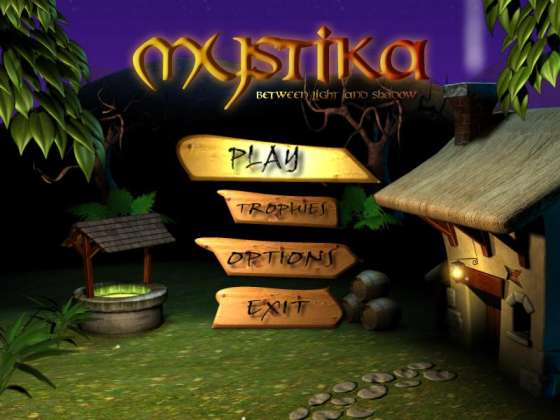 Mystika: Between Light and Shadow (2012) - полная версия