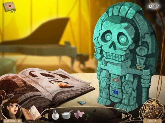 Время тайн. Загадка шестого призрака (2012) - полная версия