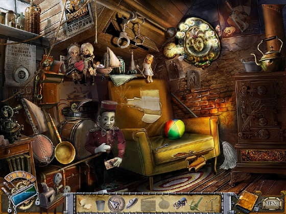 The Great Unknown: Houdini's Castle Collector's Edition (2012) - полная версия