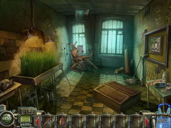 Haunted Halls 3: Revenge of Doctor Blackmore Collector's Edition (2012) - полная версия