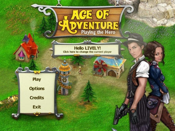 Age of Adventure: Playing the Hero (2012) - полная версия