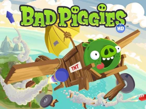 Bad Piggies 1.0.0 (2012) - полная версия