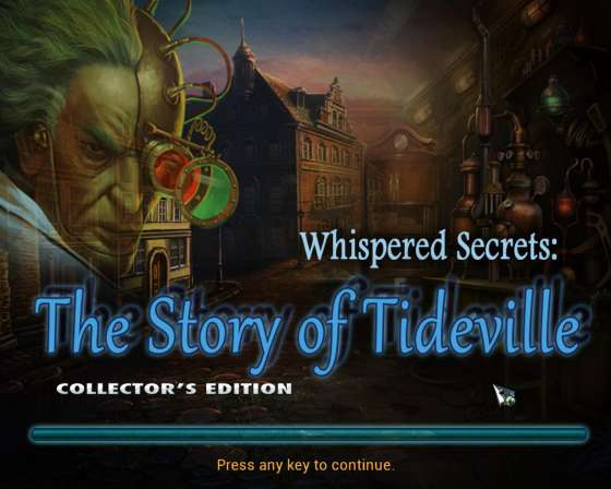 Whispered Secrets: The Story of Tideville Collector's Edition (2012) - полная версия