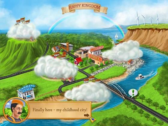 Happy Kingdom (2012) - полная версия