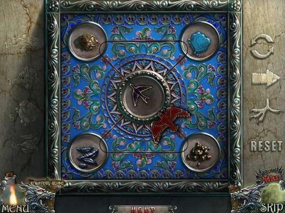 Shadow Wolf Mysteries 3: Cursed Wedding Collector's Edition (2012) - полная версия