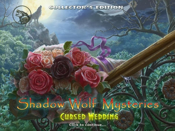 Shadow Wolf Mysteries 3: Cursed Wedding Collector's Edition (2012) - полная версия