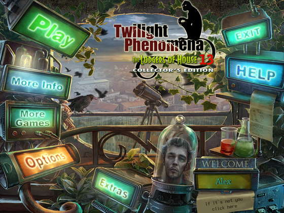 Twilight Phenomena: The Lodgers of House 13 Collector's Edition (2012) - полная версия