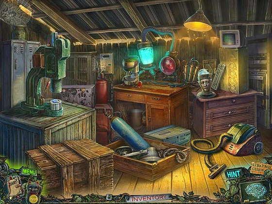 Twilight Phenomena: The Lodgers of House 13 Collector's Edition (2012) - полная версия