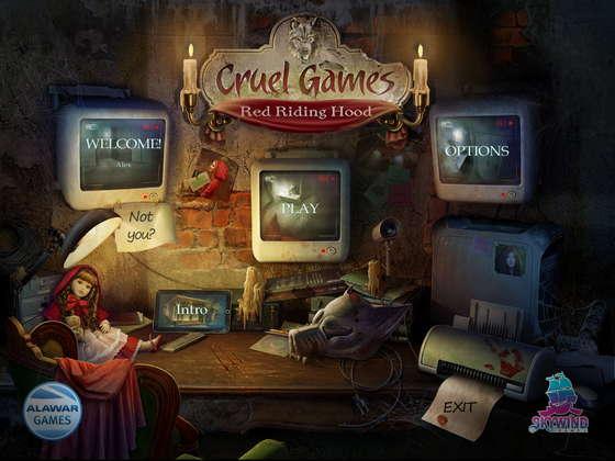 Cruel Games: Red Riding Hood (2012) - полная версия