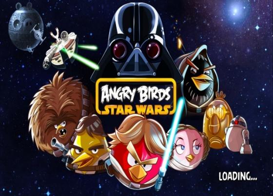 Angry Birds Star Wars (2012) - полная версия