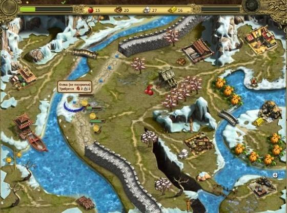 Возведение Великой китайской стены (2012) - полная версия