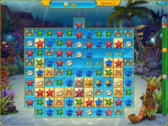 Fishdom 3. Коллекционное издание (2012) - полная версия