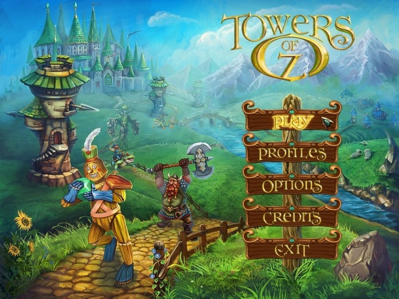Towers of Oz (2012) - полная версия