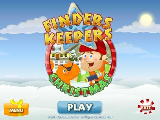 Finders Keepers Christmas (2012) - полная версия