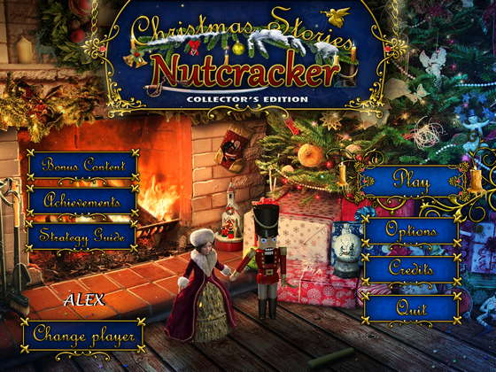 Christmas Stories: Nutcracker Collector's Edition (2012) - полная версия