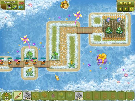 Garden Rescue Christmas Edition (2012) - полная версия