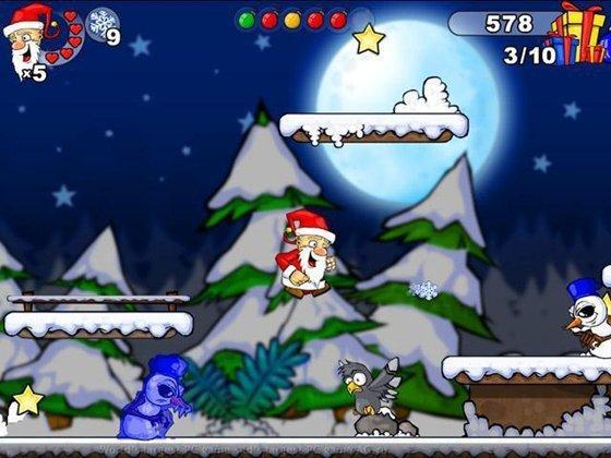 Санта Клаус и похищенные подарки (2010) - полная версия