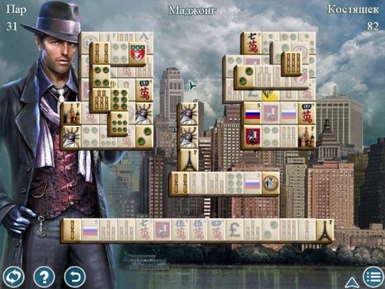 Величайшие города мира: маджонг (2013) - полная версия