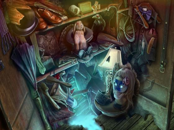 Темная тайна. Ярмарка. Коллекционное издание (2013) - полная версия