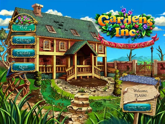 Gardens Inc. From Rakes to Riches (2013) - полная версия