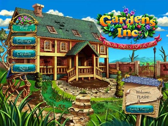 Gardens Inc. From Rakes to Riches (2013) - полная версия