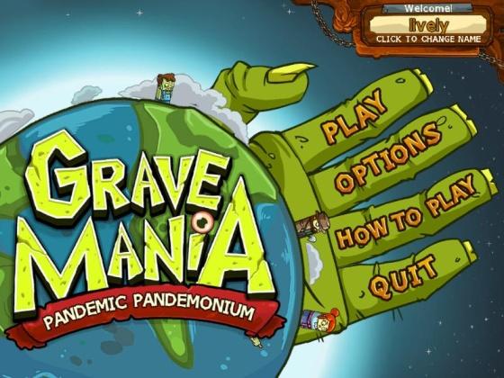 Grave Mania 2: Pandemic Pandemonium (2013) - полная версия