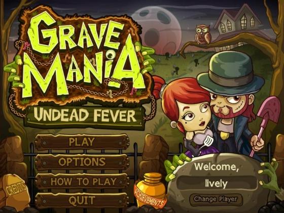 Grave Mania: Undead Fever (2012) - полная версия