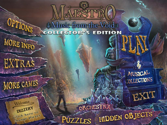 Maestro 3: Music from the Void Collector's Edition (2013) - полная версия