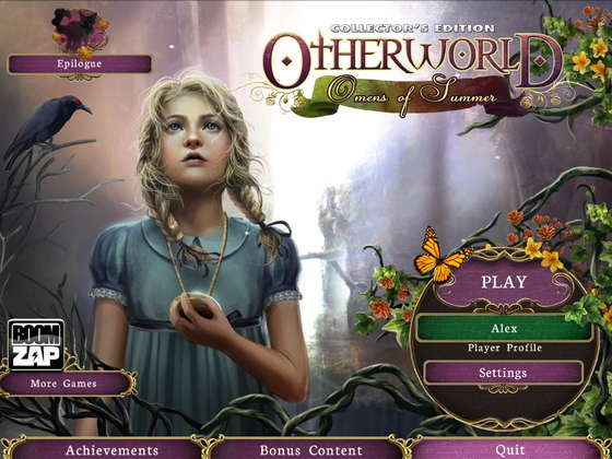 Otherworld 2: Omens of Summer Collector's Edition (2013) - полная версия
