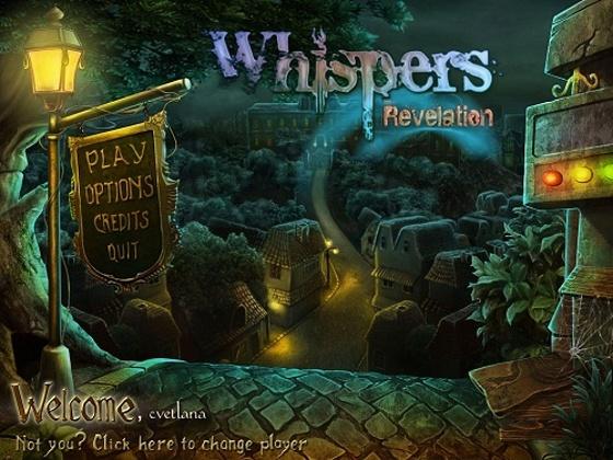 Whispers: Revelation (2013) - полная версия