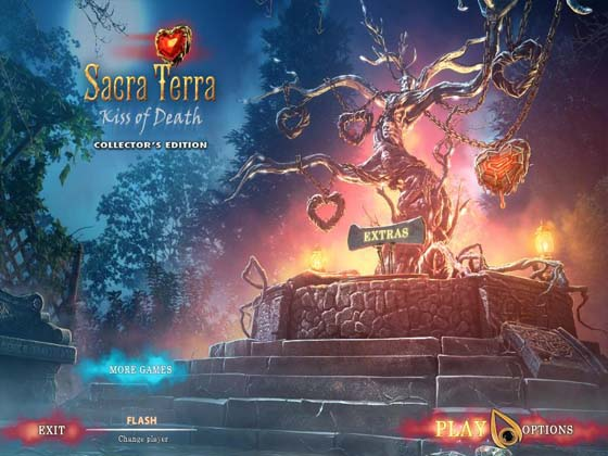 Sacra Terra 2: Kiss of Death Collector's Edition (2013) - полная версия