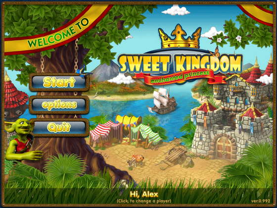 Sweet Kingdom: Enchanted Princess (2013) - полная версия
