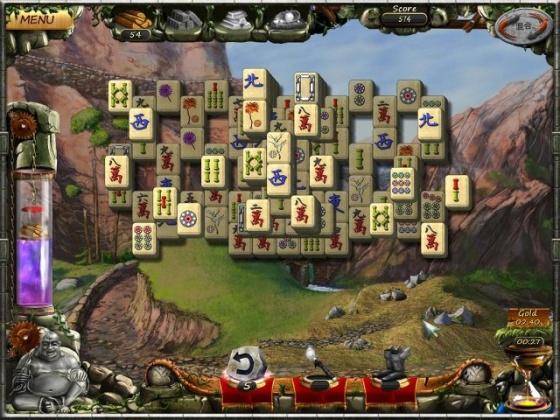 Age of Mahjong (2013) - полная версия