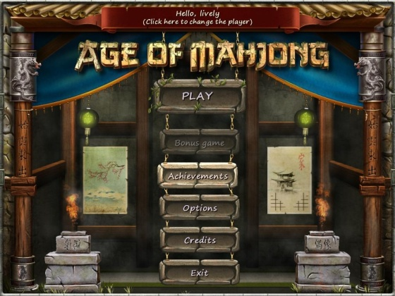 Age of Mahjong (2013) - полная версия