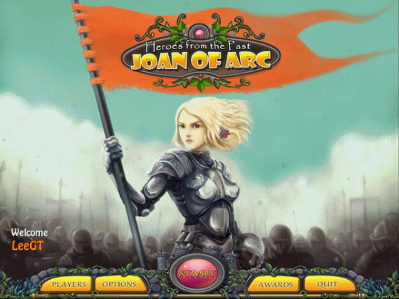 Heroes from the Past: Joan of Arc (2013) - полная версия