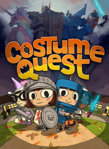 Costume Quest (2011/RUS) - полная версия