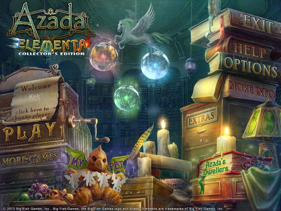 Azada 4: Elementa Collector's Edition (2013) - полная версия