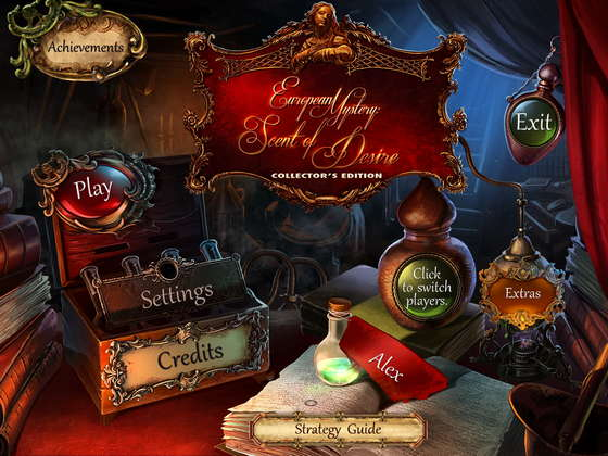 European Mystery: Scent of Desire Collector's Edition (2013) - полная версия