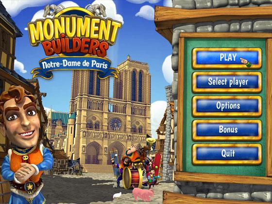 Monument Builders: Notre-Dame de Paris (2013) - полная версия