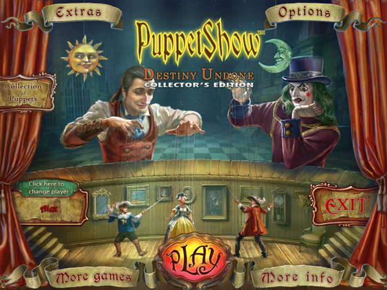 PuppetShow 5: Destiny Undone Collector's Edition (2013) - полная версия