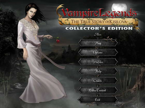 Vampire Legends: The True Story of Kisilova Collector's Edition (2013) - полная версия