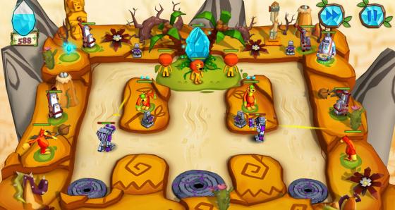 Jungle vs. Droids (2013) - полная версия