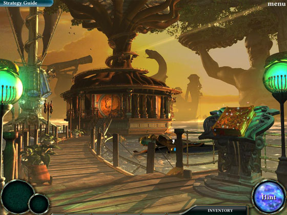 Empress of the Deep 3: Legacy of the Phoenix Collector's Edition (2013) - полная версия