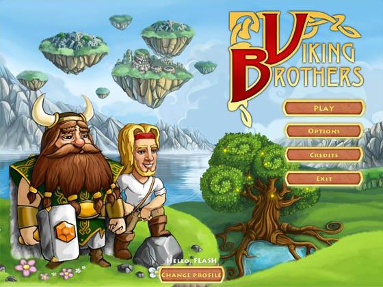 Viking Brothers (2013) - полная версия