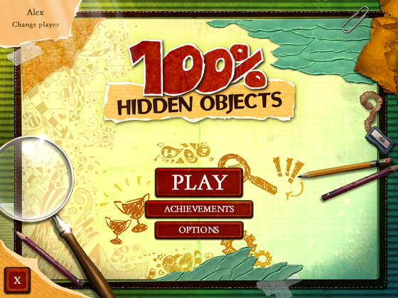 100% Hidden Objects (2013) - полная версия